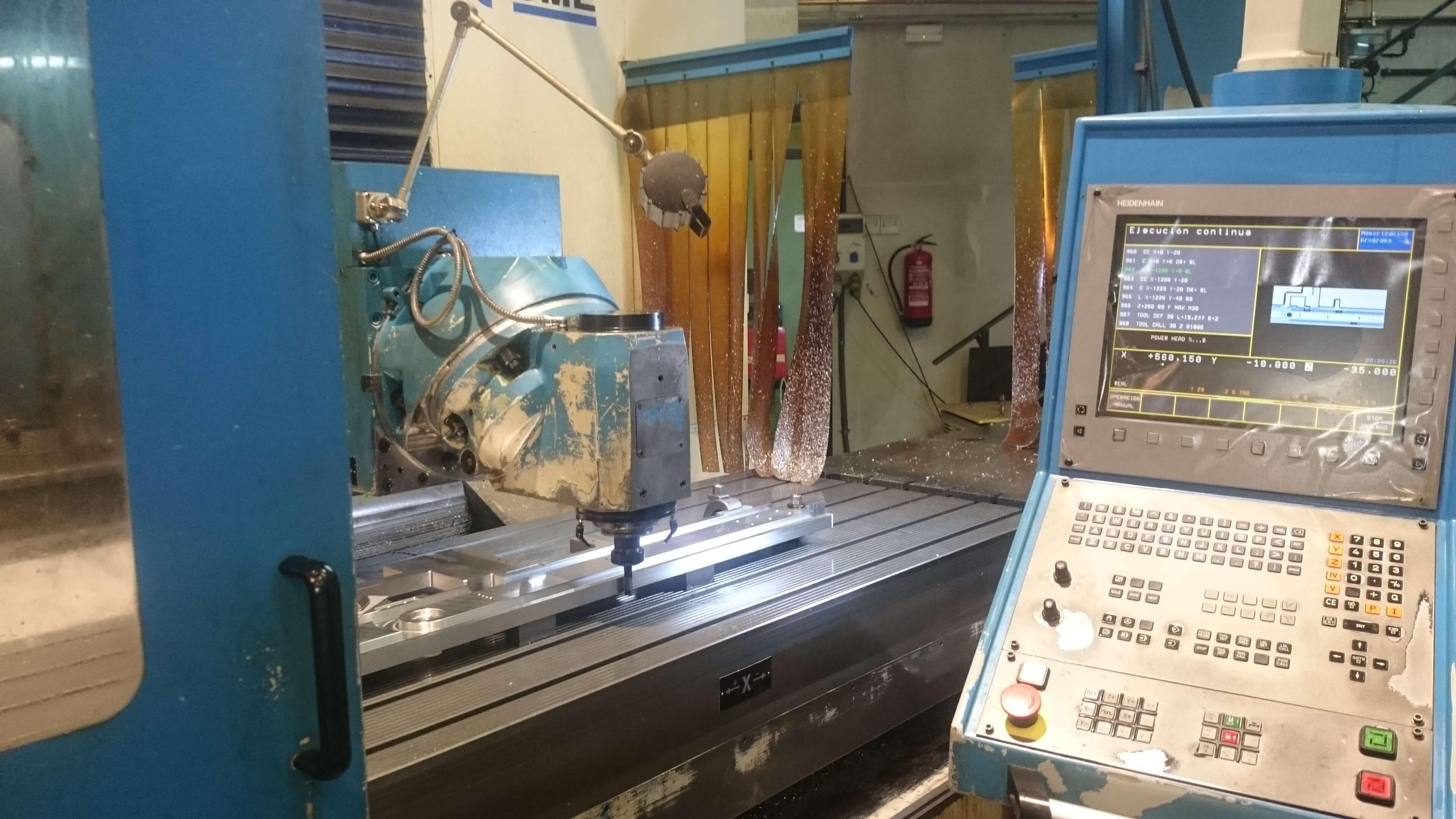 fabricacion y montaje industrial