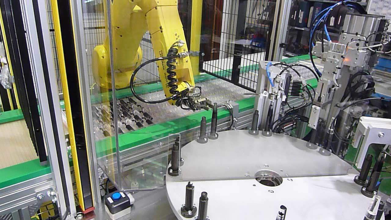 empresas de robotica industrial