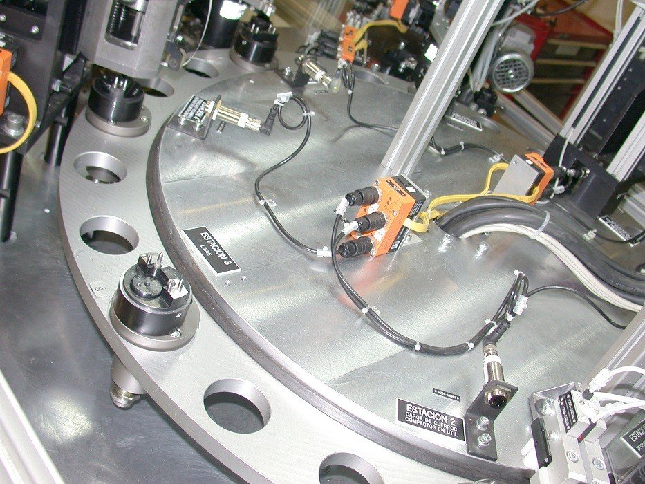 fabricantes de maquinas especiales
