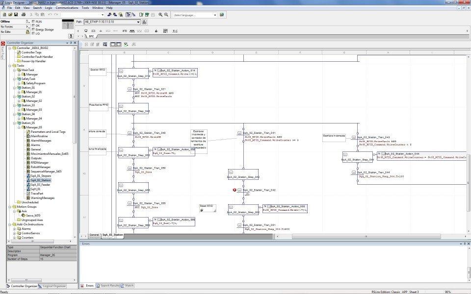 Programacion de robotica industrial